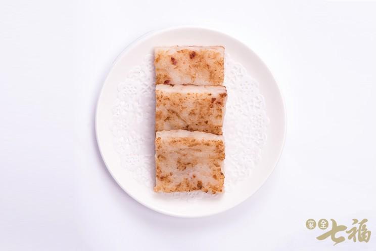 香煎蘿蔔糕